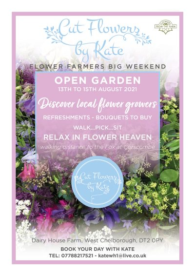 Flower Farmers UK Big Weekend